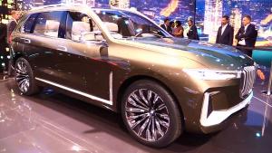 宝马X7概念车首发