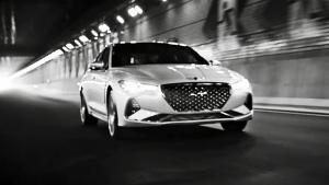 捷恩斯G70定位运动中型车