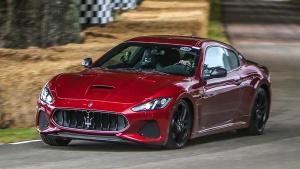 2018款玛莎拉蒂GT大改款