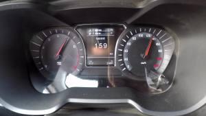 传祺GS4加速测试仪表视角