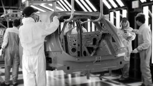 DS7 Crossback生产过程曝光