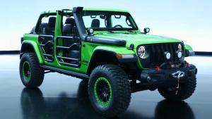 Mopar版Jeep牧马人
