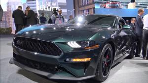 福特Mustang特别版亮相