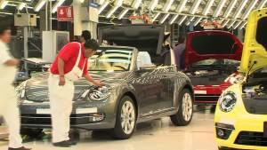 大众汽车墨西哥工厂探秘 即将投产途观