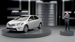 丰田全新卡罗拉 超凡魅力型男座驾
