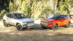 2017款Jeep指南者 主被动安全科技丰富