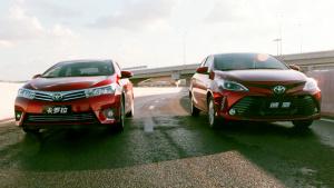 全新卡罗拉/威驰 配备智能节油启停系统