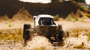X-Maxx大脚遥控车 飞沙走石疯狂越野