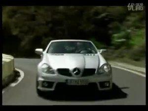 梅赛德斯奔驰SLK55 AMG官方广告片