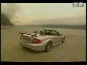 梅塞德斯奔驰CLK DTM AMG Cabrio试驾