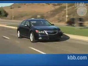 国外汽车节目蓝皮书 评测讴歌RL视频