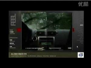 最安全的车 沃尔沃C703D设计广告