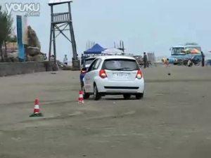 南宁汽车传媒联盟试驾雪佛兰新乐骋
