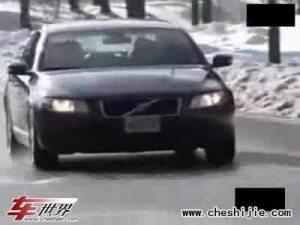 长安沃尔沃VOLVO S80精彩广告片
