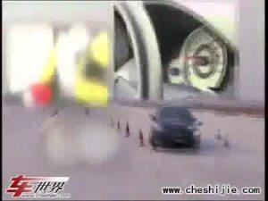 易车测试48 测试马自达2劲翔标准版