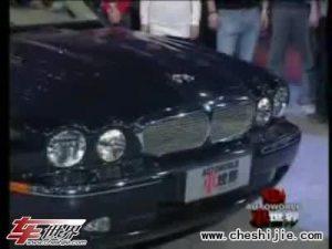 行进的艺术 试驾捷豹Jaguar XJ6