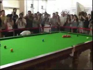 """""""荣威斯诺克大师赛""""正式启动"""