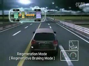 韩国起亚豪华SUV霸锐4种行驶模式