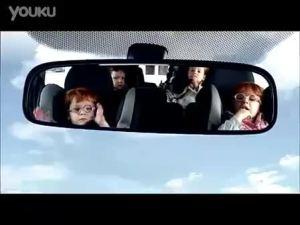 高清三菱格蓝迪家庭旅行版广告
