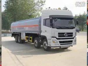 上海汇众伊思坦纳重型卡车的外观欣赏