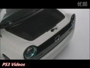 本田小巧可爱电动概念车 EV-N发布