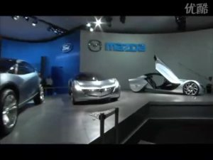东京车展上的Mazda概念车大气TAIKI