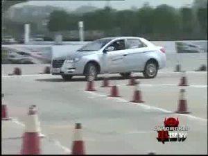 东风风神S30大赛武汉站角逐车王