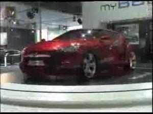 北京现代广州车展:ix35与2010款悦动