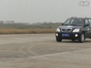 易车测试 奇瑞瑞虎噪音测试项目