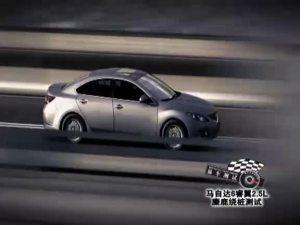易车测试:马自达6睿翼操控评测_上