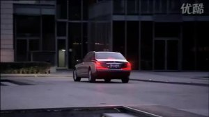2010北京车展 试驾迈巴赫高清视频示