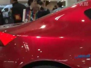 2010北京车展 丰田-FT 86概念车
