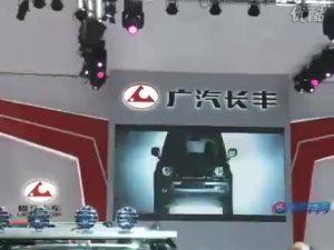 2010北京车展 广汽长风-猎豹飞腾