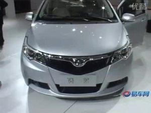 2010北京车展 长城汽车凌傲现身
