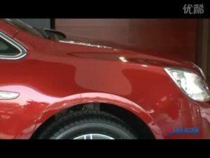 易车网抢先体验 上海通用别克英朗GT