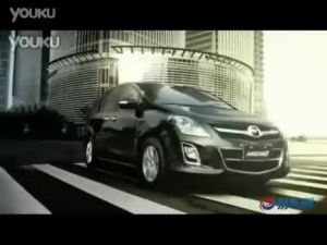一汽马自达8 新款MPV高清广告片