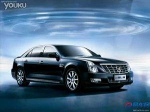 2010广州车展 凯迪拉克SLS赛威2.0T