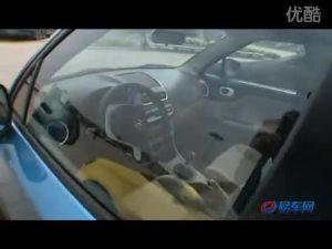 2010广州车展 展前MG3准备就绪