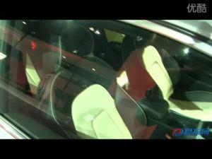2010广州车展 奥迪A5coupe版完美展现