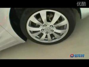 2010广州车展 国产品牌比亚迪G6