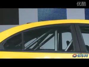 2010广州车展 海马汽车福美来三代