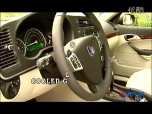 飞行员之车 萨博9-3 海外宣传视频
