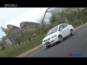 易车网广州试驾 广汽本田理念S1 1.5AT