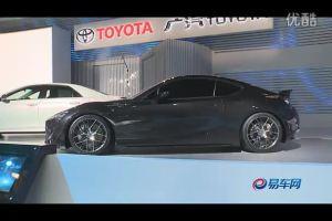 2011上海车展 进口丰田FT86视频