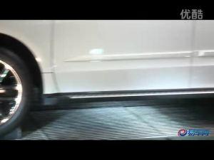 2011上海车展 讴歌展台ZDX完美展示
