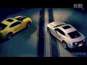 雪佛兰科迈罗国产炫酷广告视频