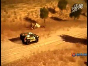 动物凶猛 悍马H3达喀尔赛场强劲表现