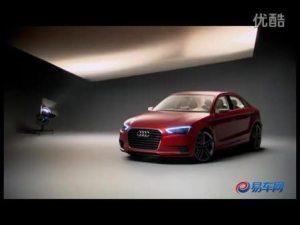 奥迪A3 e-tron concept更经济更环保
