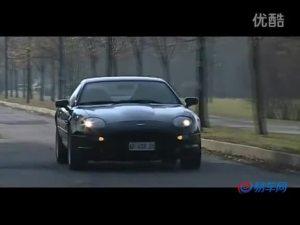 世界上最美的跑车 阿斯顿马丁DB7