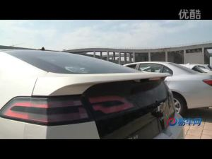2011广州车展 停车场里的雪佛兰VOLT